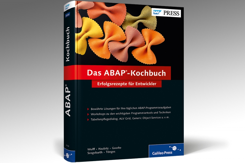 Die Website zum ABAP-Kochbuch