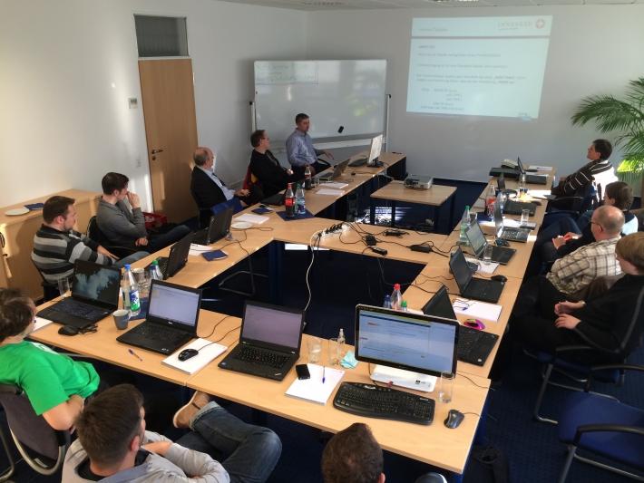 Internet Workshop bei Inwerken: ADT / AiE und Release 7.40
