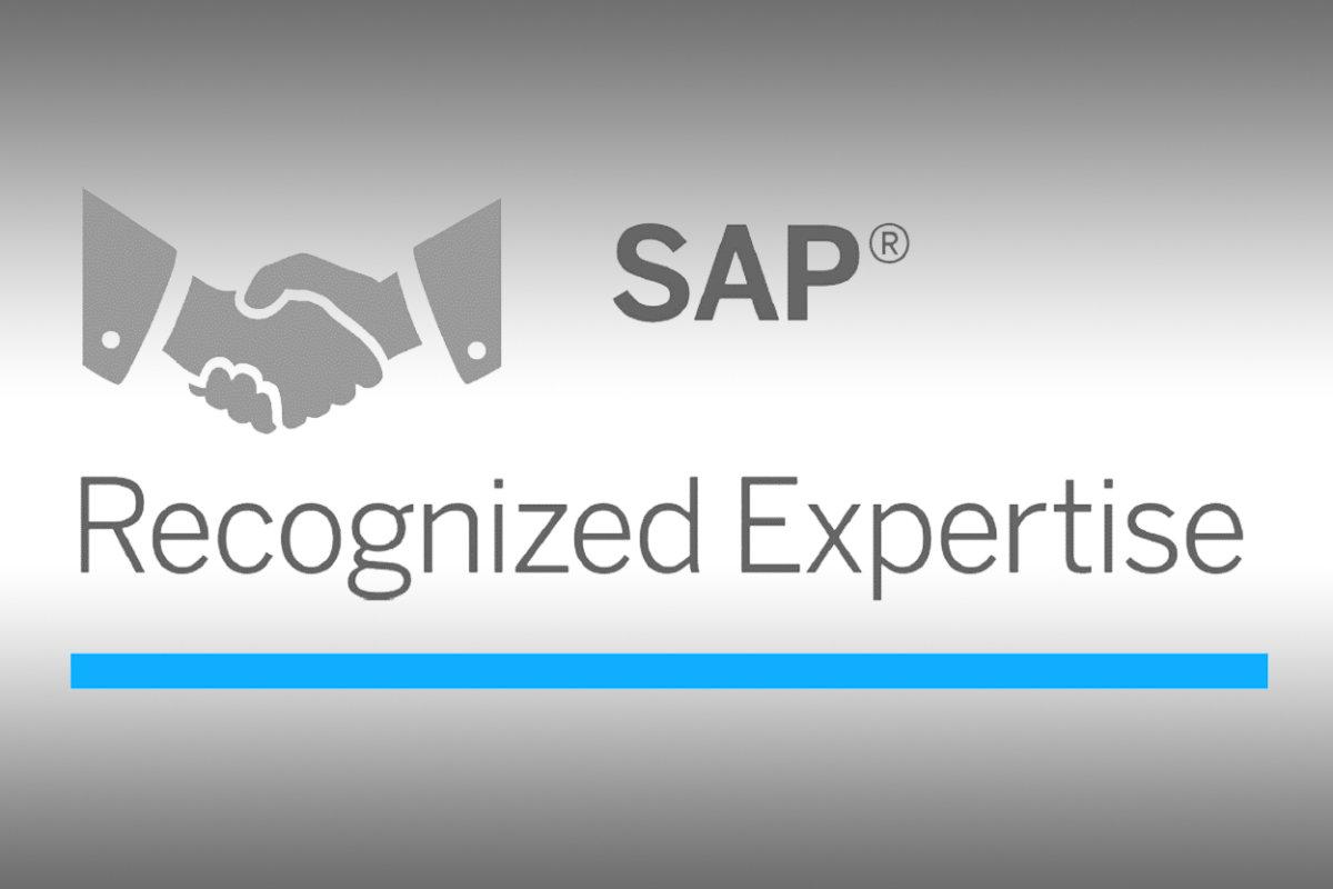 SAP AG zeichnet die Inwerken AG mit der SAP Recognized Expertise aus
