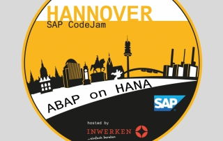 SAP CodeJam Hannover: ABAP on HANA