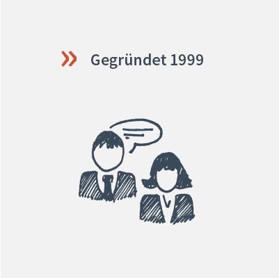 Daten und Fakten Inwerken: Gegründet 1999