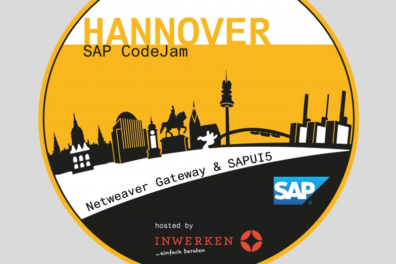 SAP CodeJam Hannover: Netweaver Gateway and SAPUI5