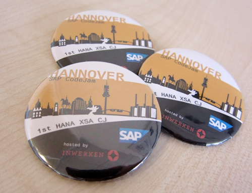 SAP CodeJam HANA XSA mit den SAP Rockstars