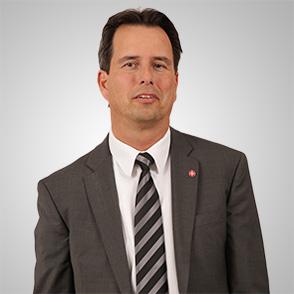 Frank Bachmann, Hanover, CEO