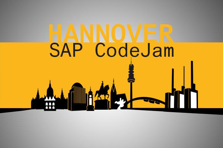 Events bei Inwerken: SAP CodeJam in Hannover