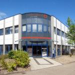 Inwerken: Hauptsitzgebäude in Hannover