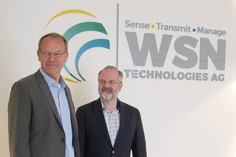 Inwerken Unternehmensneuigkeiten: Beteiligung-Inwerken investiert in WSN Technologies
