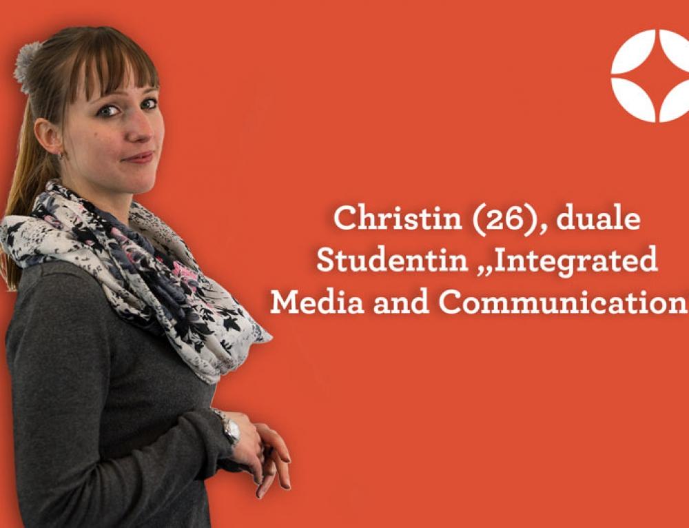 Christin – Duales Studium bei Inwerken