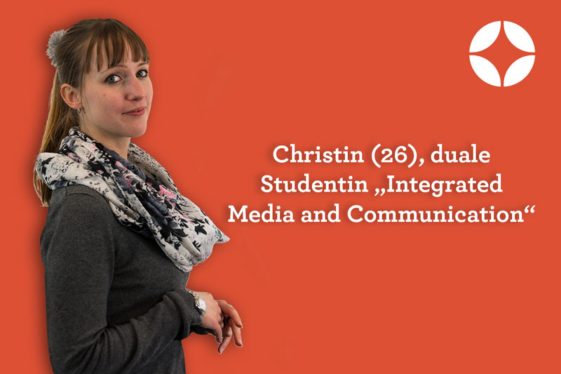 Karriere bei Inwerken: Christin-Duales Studium Integrated Media and Communication bei Inwerken
