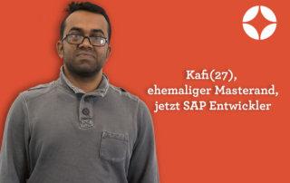 Kafi – Master Thesis at Inwerken