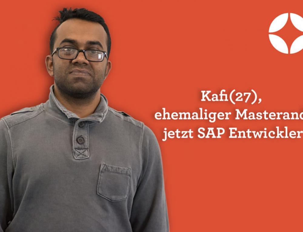 Kafi – Master Thesis bei Inwerken