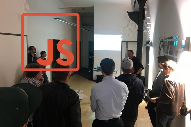 Events bei Inwerken: RoyalJS als Stehveranstaltung für die SAP Community