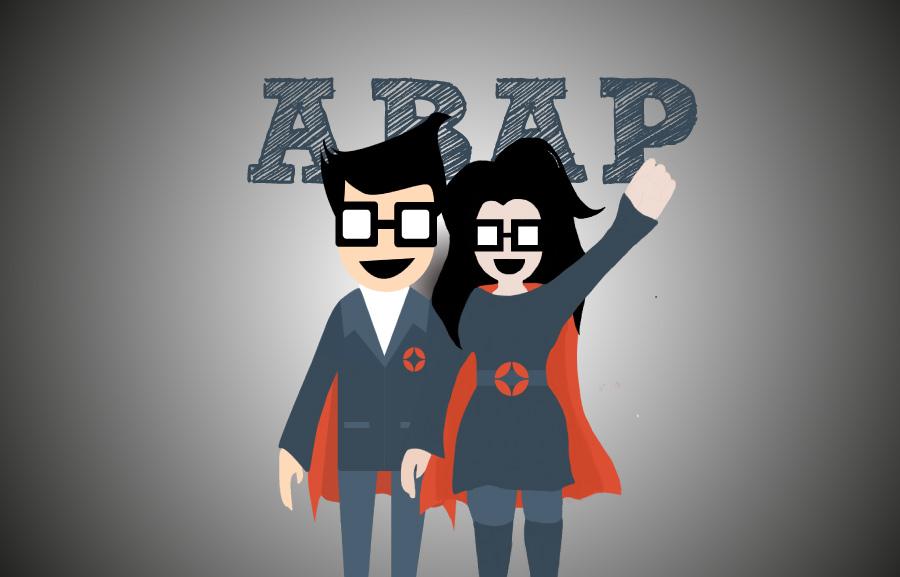 Einführung in ABAP: internes Event für Inwerkerinnen und Inwerker