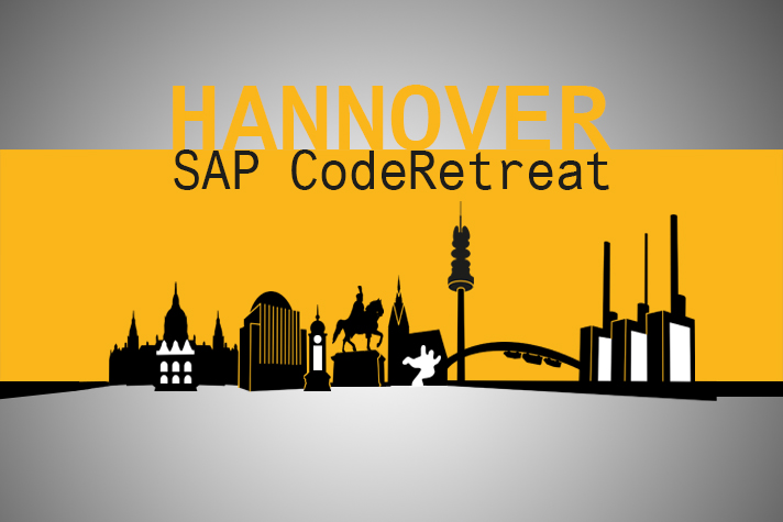 SAP CodeRetreat 2018 Inwerken in Hanover