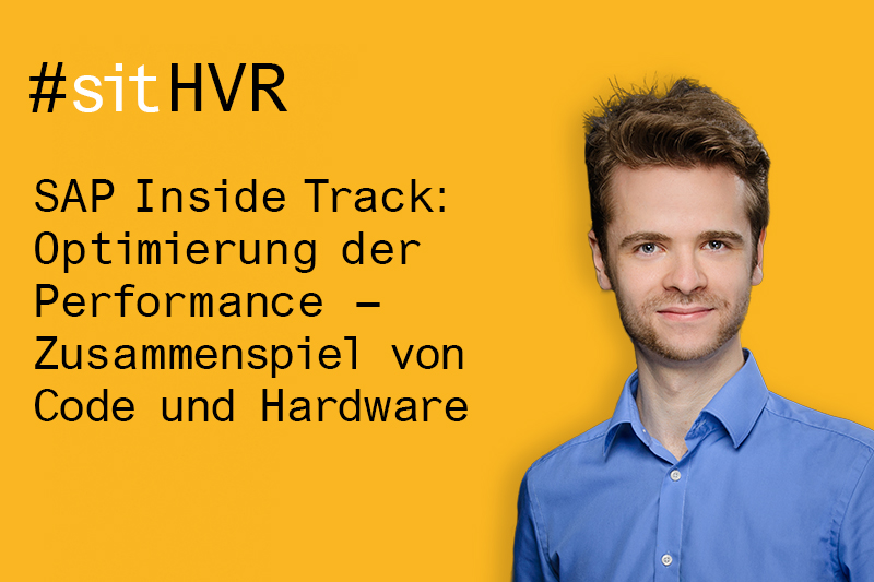 Interview zum SAP Inside Track