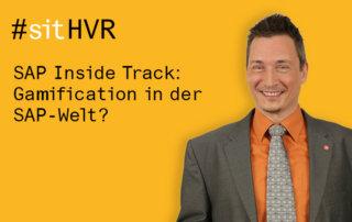 SAP Inside Track 2018 bei Inwerken in Hannover: Gamification in der SAP-Welt? mit Enno Wulff