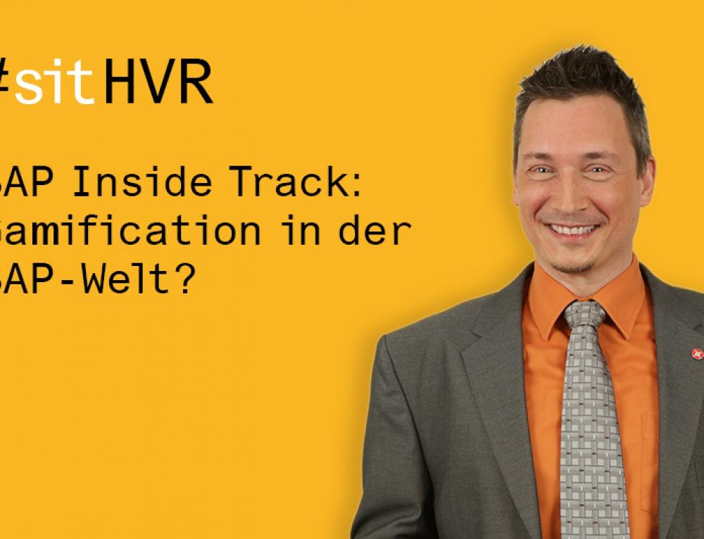 SAP Inside Track: Gamification in der SAP-Welt?