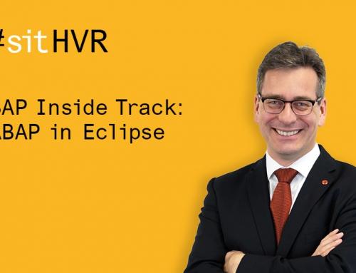 Entwicklungsumgebungen: ABAP in Eclipse