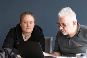 Erster ABAP CodeRetreat bei Inwerken in Hannover: Code. Delete. Repeat different mit Damir Majer und Christian Drumm