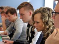 SHöchste Konzentration auf der SAP CodeJam mit Google