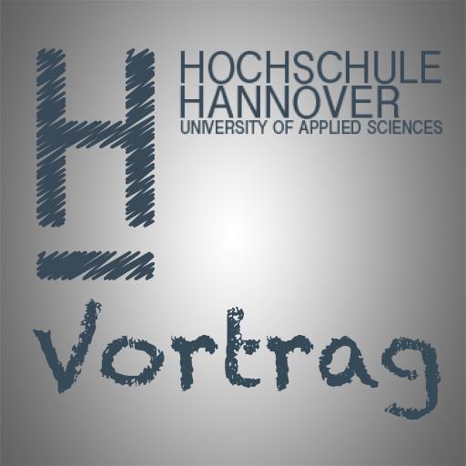 Vortrag an der Hochschule Hannover
