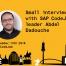 SAP CodeJam 2018 bei Inwerken in Hannover: SAP Leonardo mit Abdel Dadouche