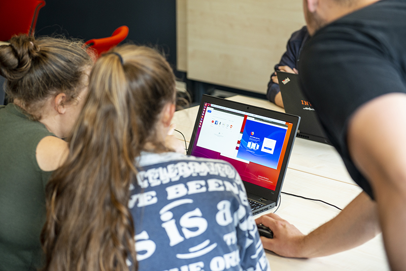 Schülerinnen- und Schülertag 2018 bei Inwerken in Hannover