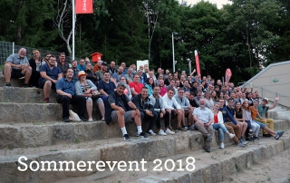 Somemrevent 2018: Inwerken & WSN