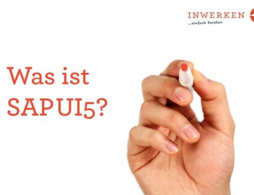 Was ist SAPUI5?