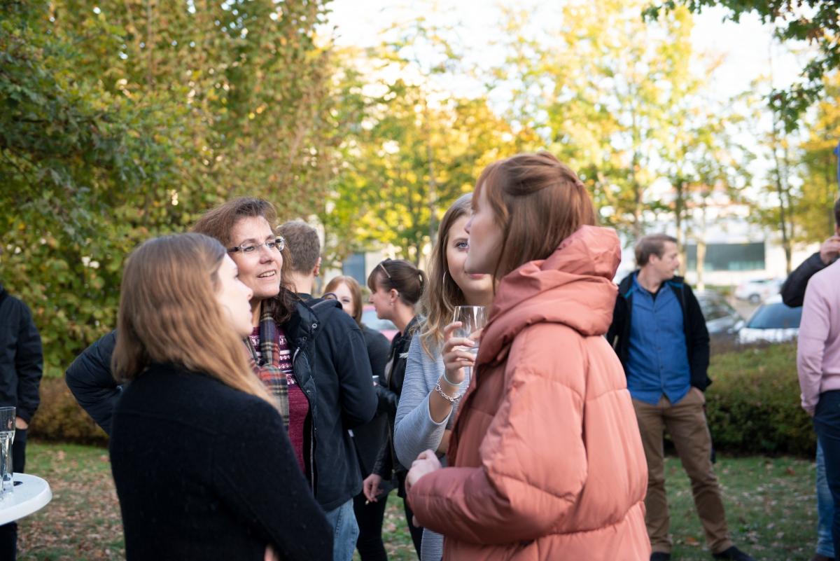Firmenevents bei Inwerken: Herbstfest 2018