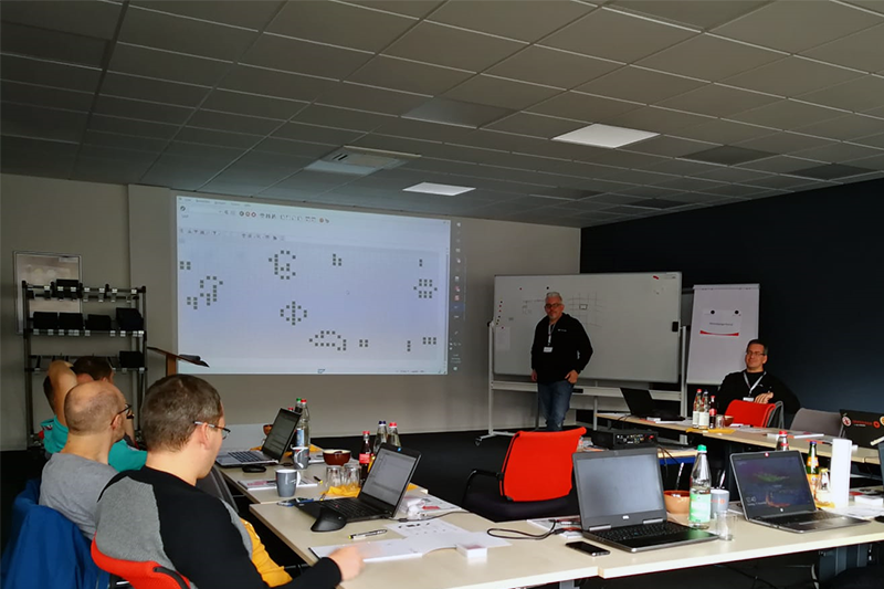 Test-Driven-Development ABAP CodeRetreat EVENT November 2018