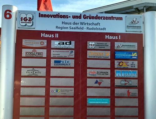 Rudolstadt: Direkter Draht ins digitale Firmenherz