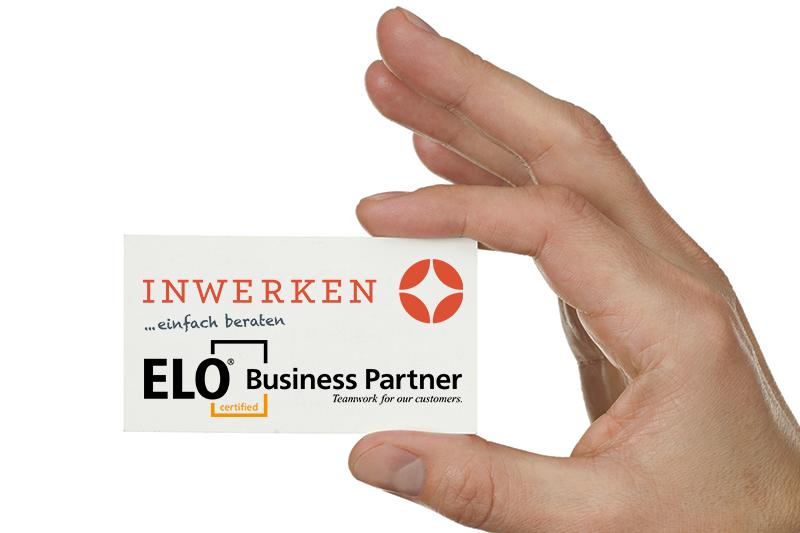 ELO Inwerken Partner Digitalisierung