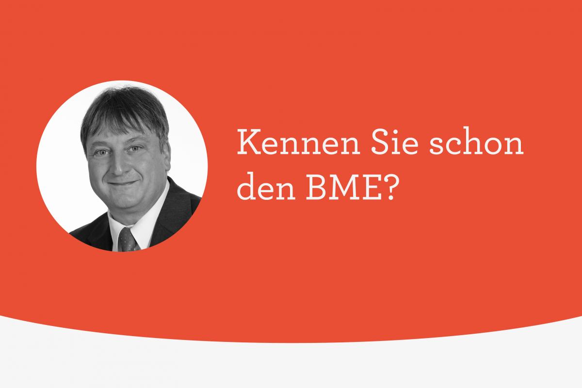 Nasko Dimitrow: Vorstandsvorsitzwahl BME 2019