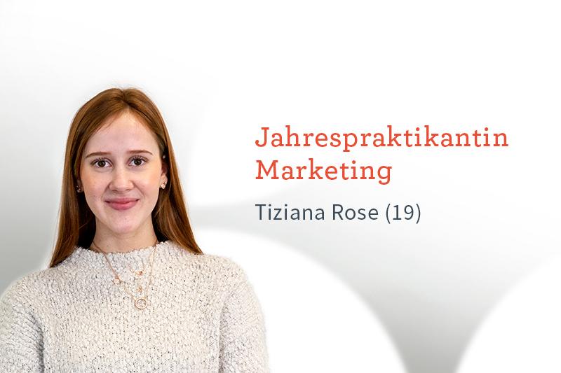 Karriere bei Inwerken: Tiziana Rose: Jahrespraktikum im Marketing