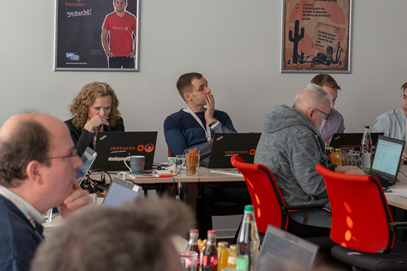 SAP CodeJam im Februar 2019 in Hannover: Custom Code Migration S/4 HANA