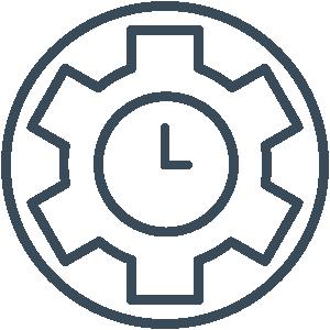 Leistungsportfolio Projektmanagement Inwerken: Icon Klassisch