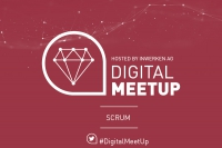Events bei Inwerken: Digital MeetUp-SCRUM