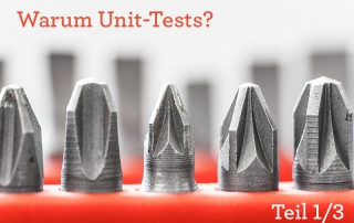 Warum Unit-Tests? Teil 1/3