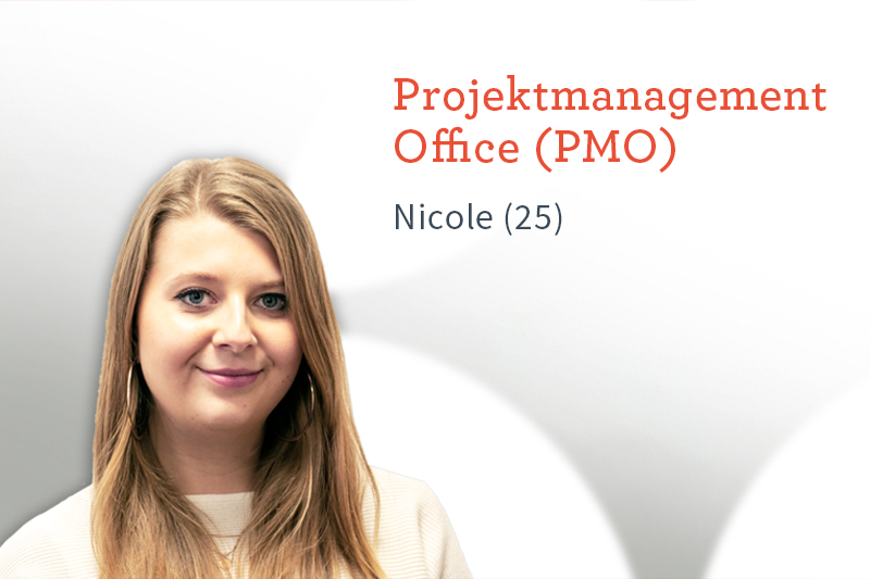 Team bei Inwerken: Interview mit Nicole aus dem Project Management Office (PMO)