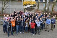 Events bei Inwerken: SAP Inside Track 2017 in Hannover #sitHVR-Gruppenfoto