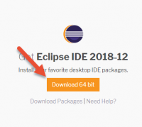 Installationsguide 2019: Get Eclipse