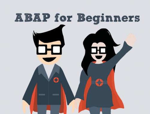 """""""ABAP for Beginners""""- Verständnis für den Code erlernen"""