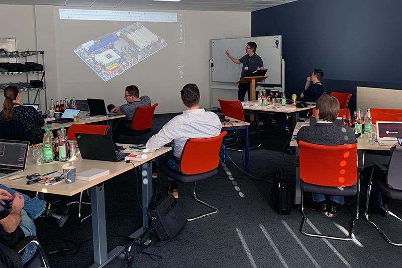 ABAP CodeRetreat im Februar 2019 bei Inwerken in Hannover: Pair Programming
