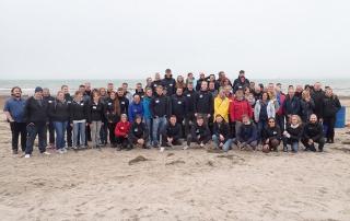 Teamevents bei Inwerken: Sommerfest Mai 2019 in Travemünde