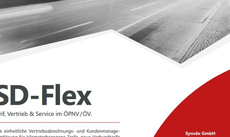 SD Flex: Beratungsschwerpunkt der Synväx