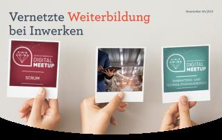 Inwerken Newsletter- Weiterbindungs-Seminare und Info-Veranstaltungen
