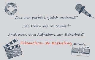 Erster Videodreh im Marketing bei Inwerken: Video über Praktika bei Inwerken