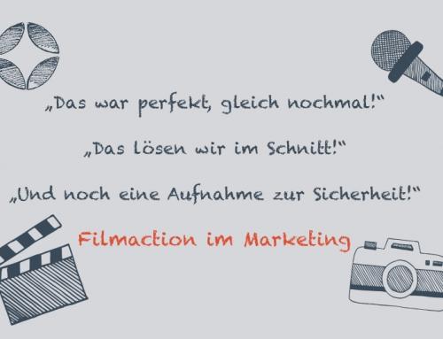 Und Action: Das Filmbusiness ist hart
