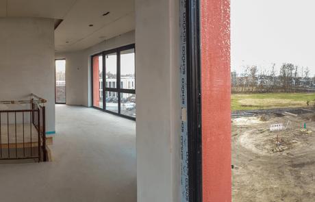 Obere Etage Neues Firmengebäude Dezember 2019